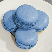 Item Picture for Blueberry Macaron