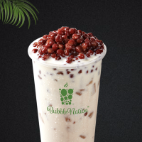 Item Picture for Milk with Red Bean